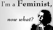 The feminist dilemma: I am not a manifesto