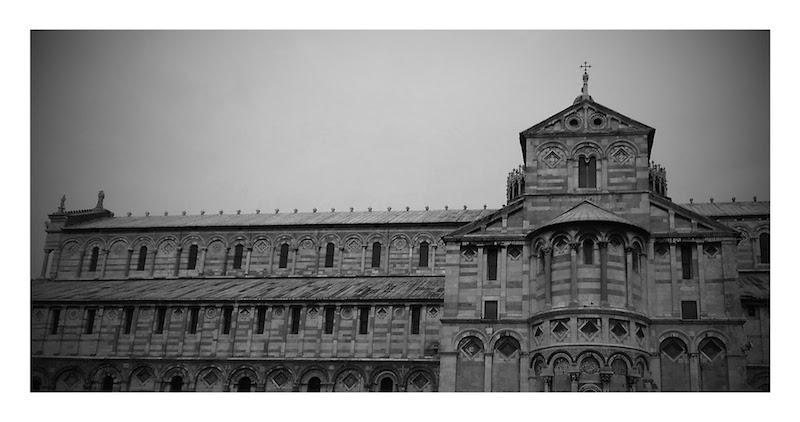Cathedral at Pisa