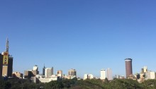 Nairobi and all her charms: a humdinger of a city